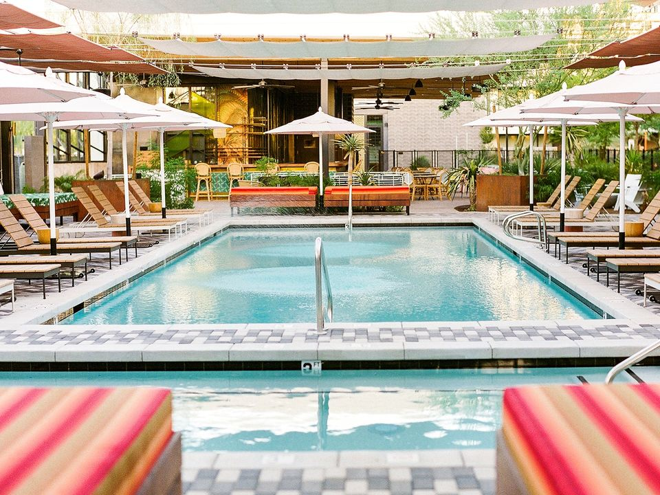 Start Planning Your Stay At Arrive, A New Retro Hotel In Arizona With Several Amazing Restaurants Inside
