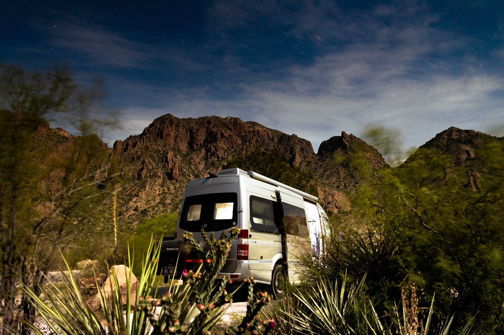The Campground At Big Bend Has Recently Been Named The Best In Texas