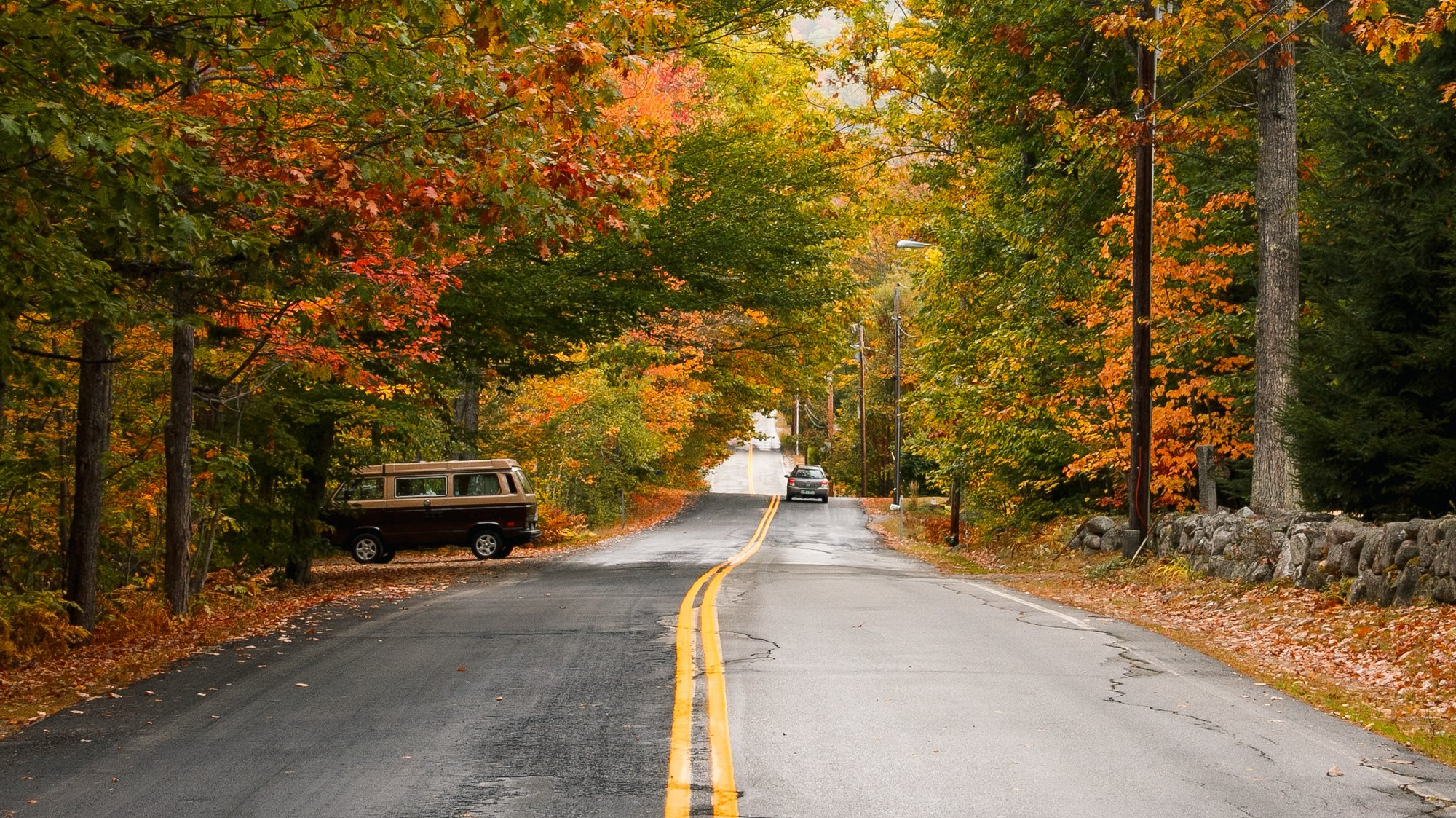 8 Scenic Drives In New Hampshire That Are Downright Magical In The Fall