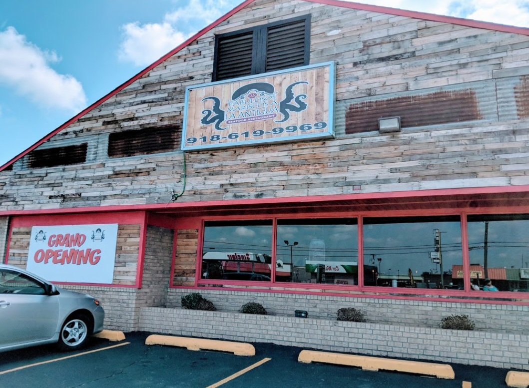 For The Best Seafood And Mexican Food Combination In Oklahoma, Head To Fabulosos Mariscos A La Antigua