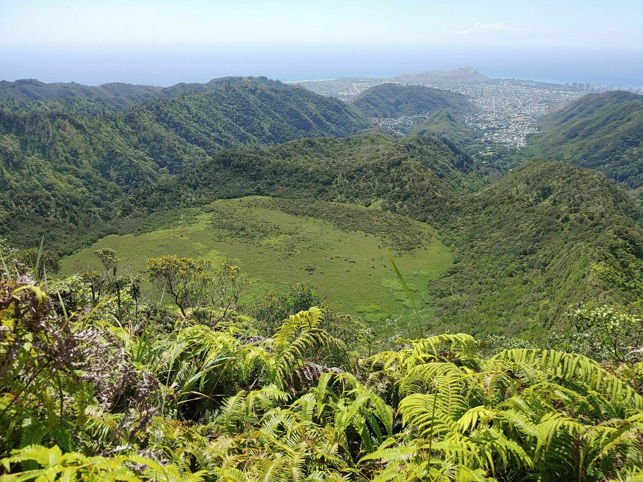 Embark On An Epic 7.3-Mile Trail In Hawaii That Features Waterfalls And Jaw-Dropping Views