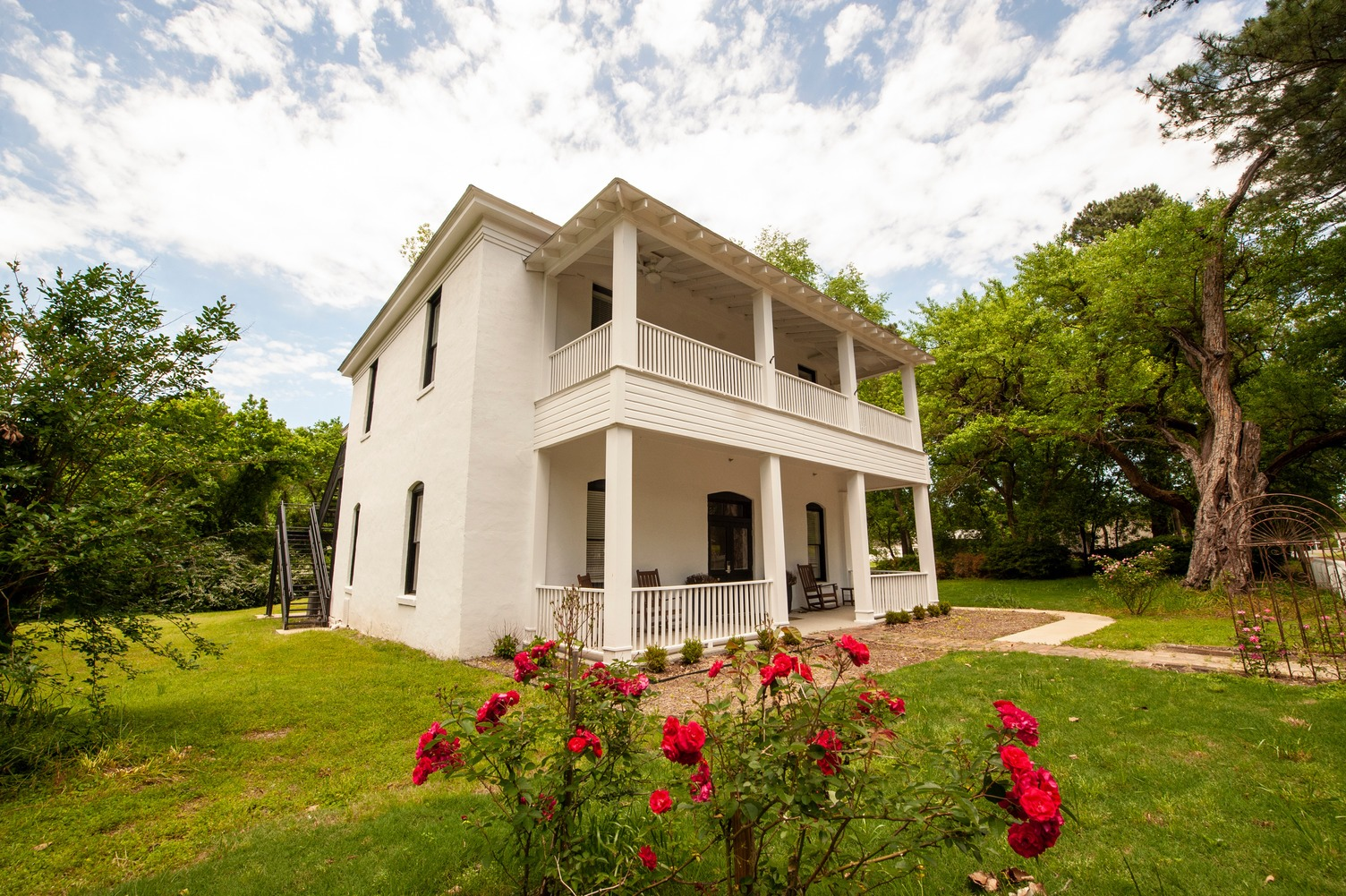 You'll Want To Do Your Time At The Jailhouse B&B In Arkansas