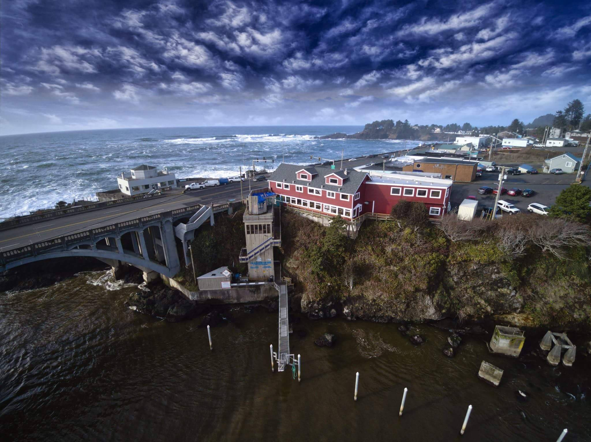 Depoe Bay Oregon Is A Tiny Coastal Town With Plenty To See And Do