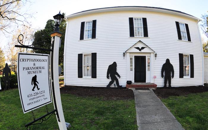 Cryptozoology And Paranormal Museum Is One Of The Strangest Places You Can Go In North Carolina