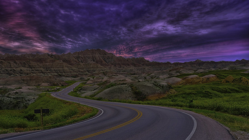 The Sunrises At This Badlands National Park In South Dakota Are Worth Waking Up Early For