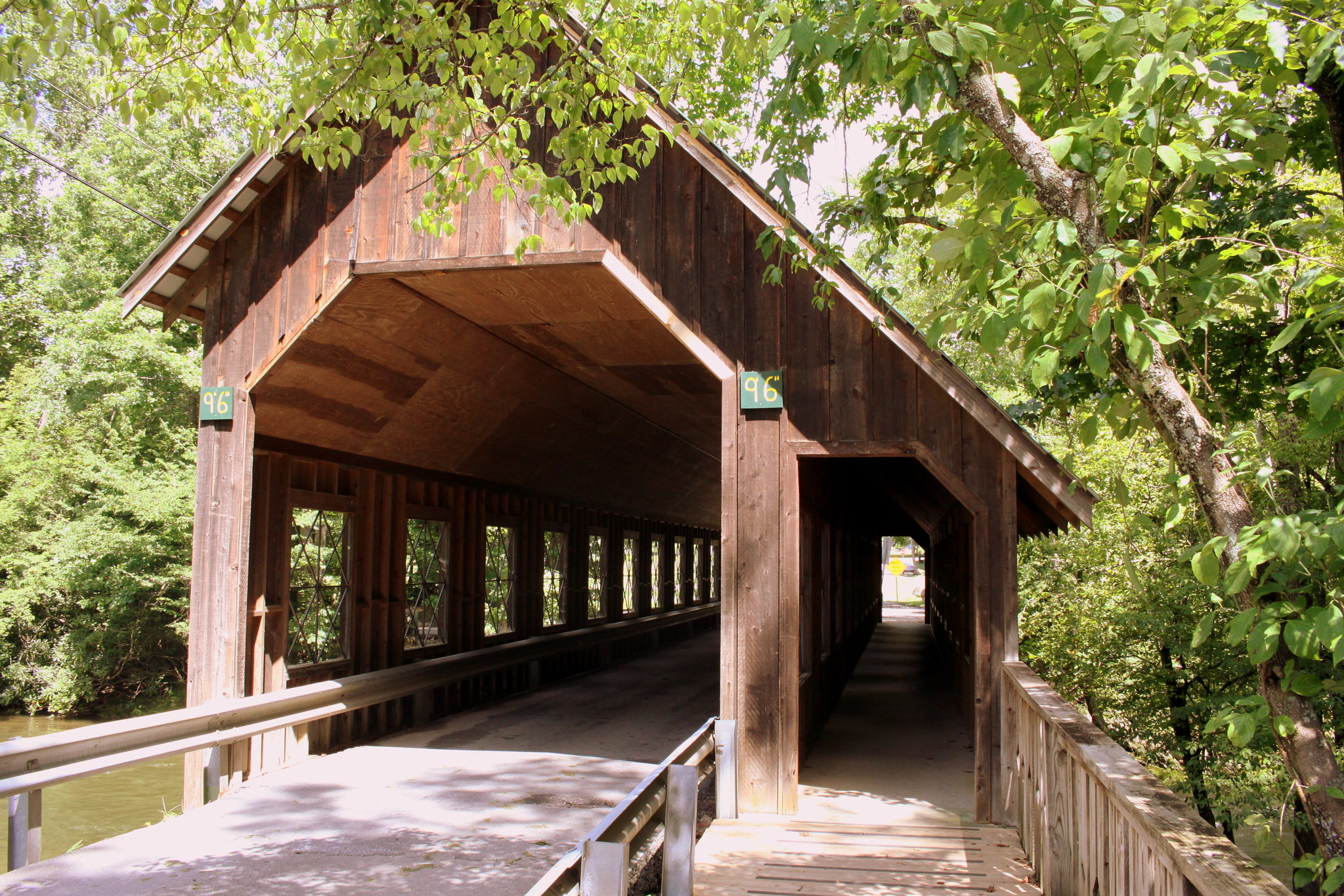 These 7 Covered Bridges Around Tennessee Are Just Begging To Be Visited On Your Next Road Trip