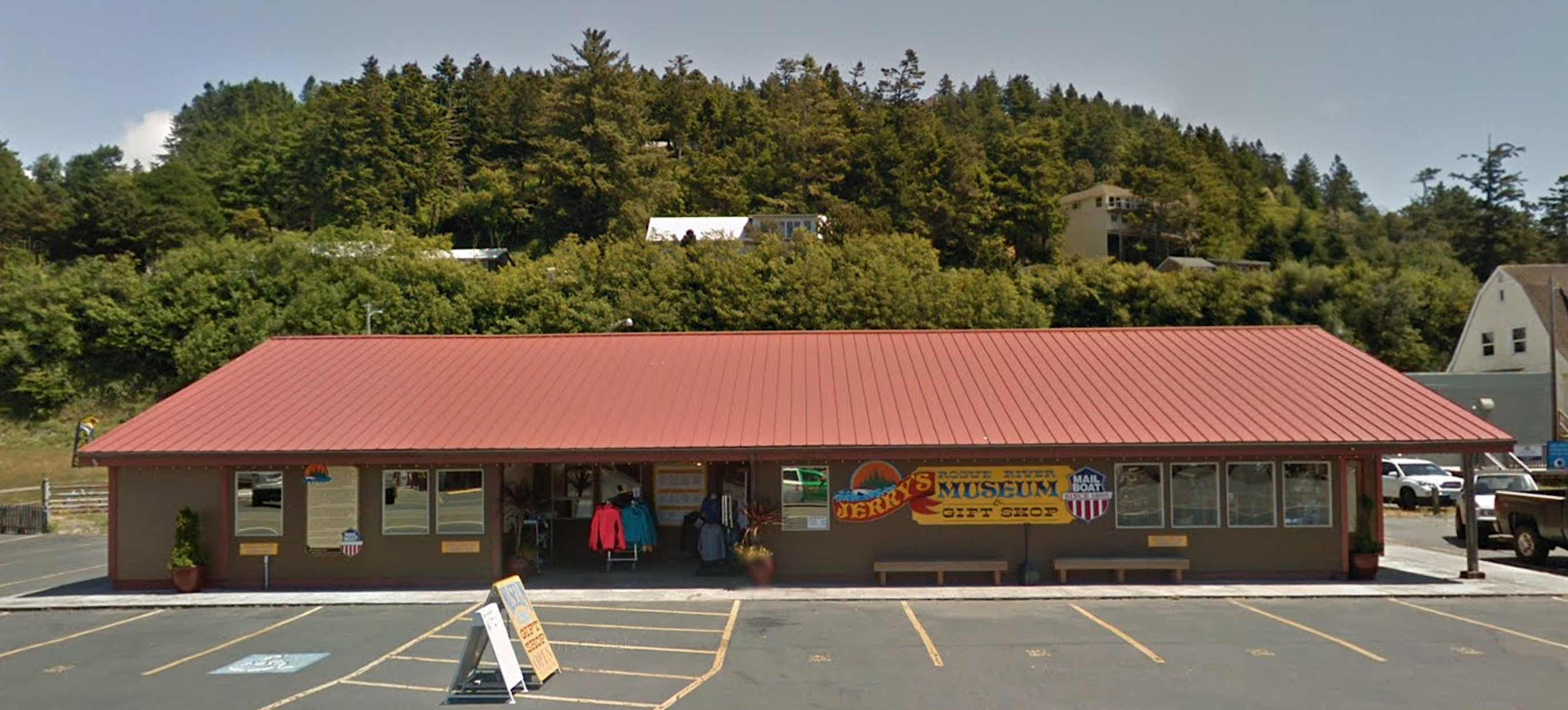 There's A Fascinating Museum Hiding In The Most Unlikely Place In Gold Beach, Oregon, And It's Free To Visit
