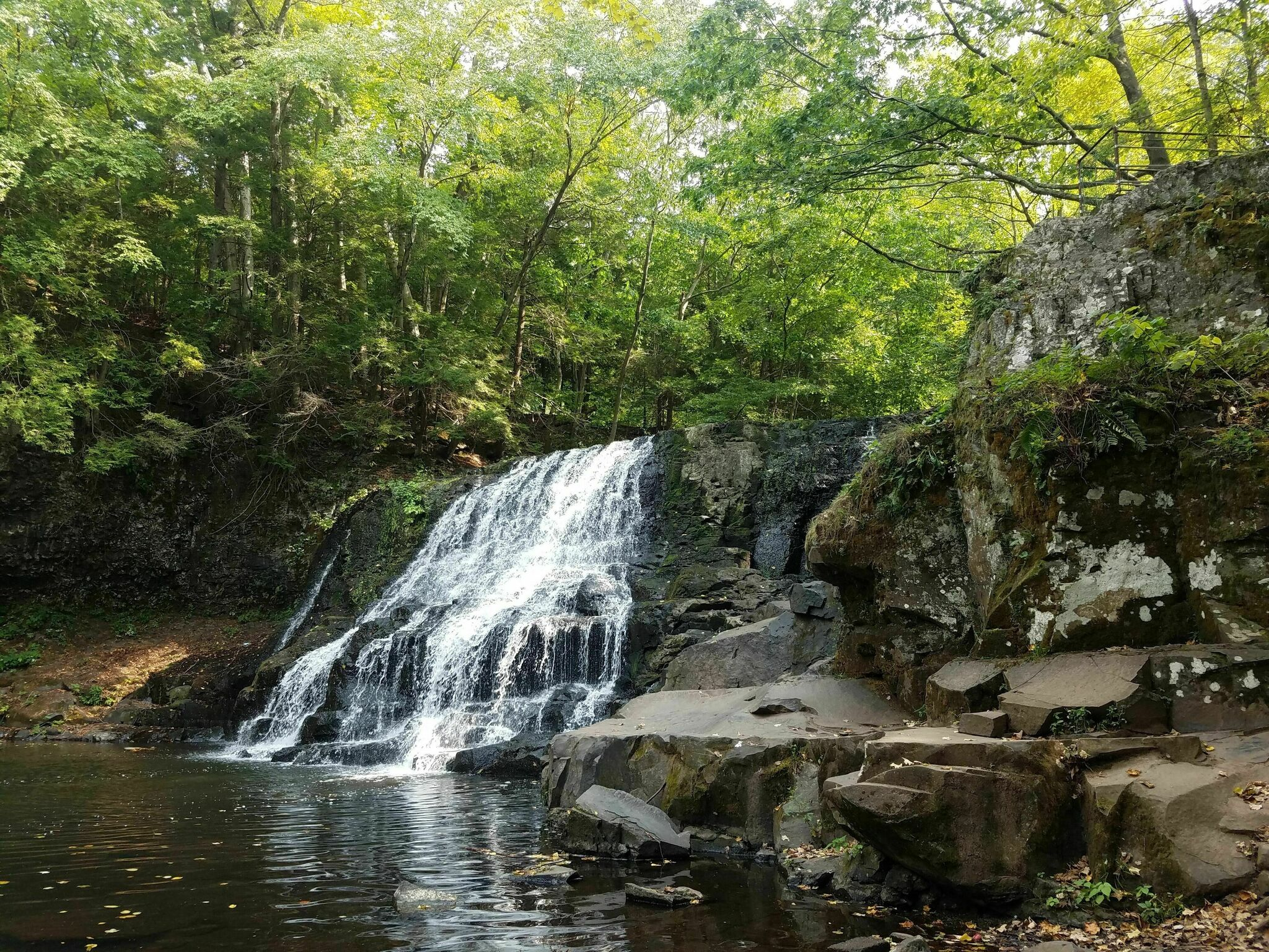 The Wadsworth Falls Trail Will Show You A Completely New Side Of Connecticut