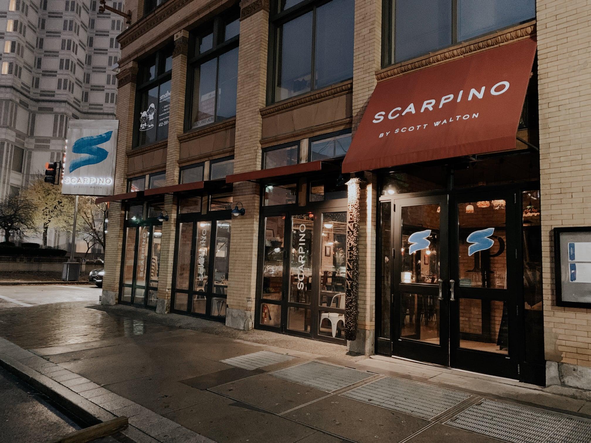 Scarpino, The Newest Italian Restaurant In Pittsburgh, Is Bucket List-Worthy