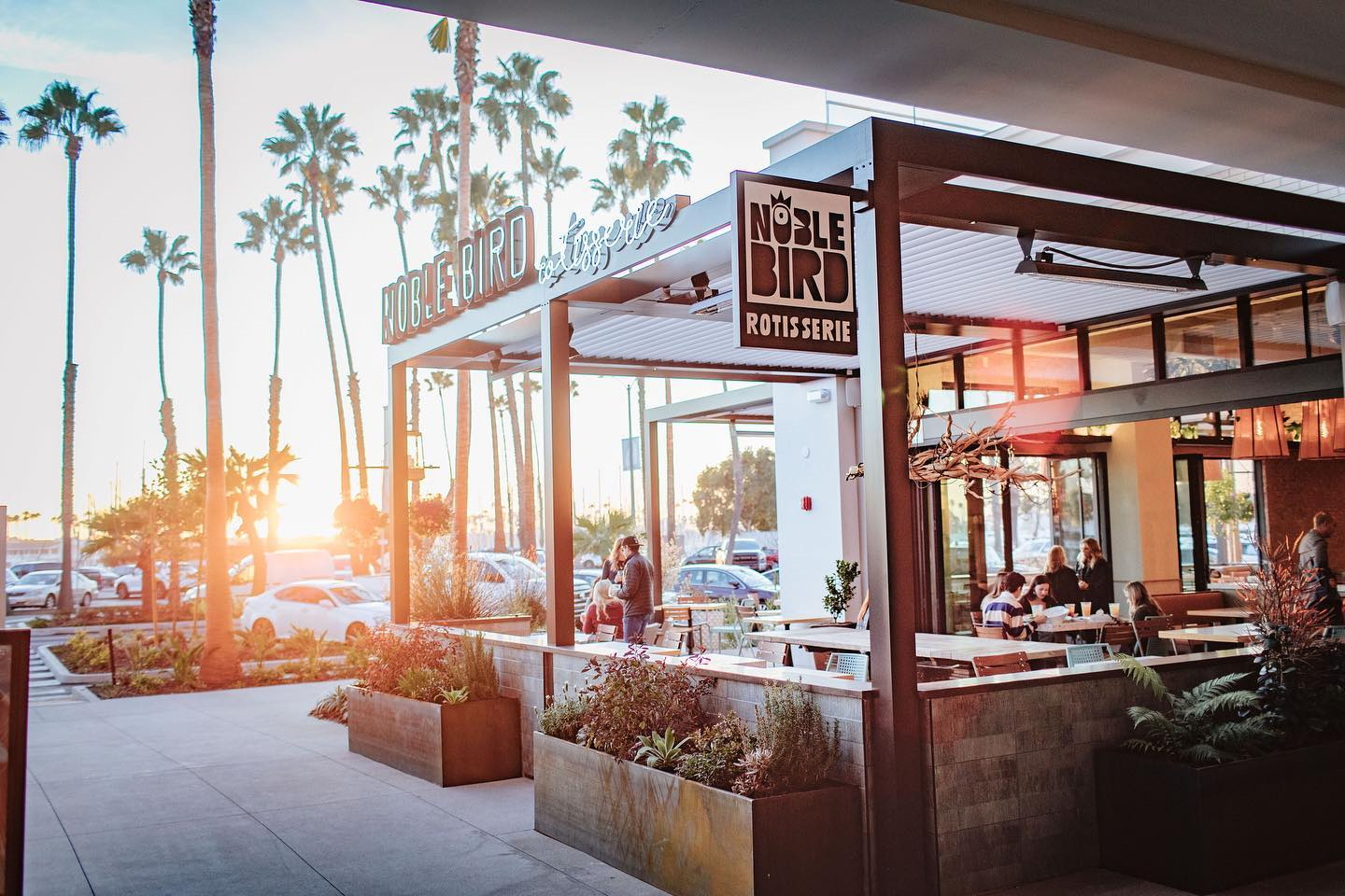 The Best Chicken Dinners On The Planet Can Be Found In Southern California At Noble Bird