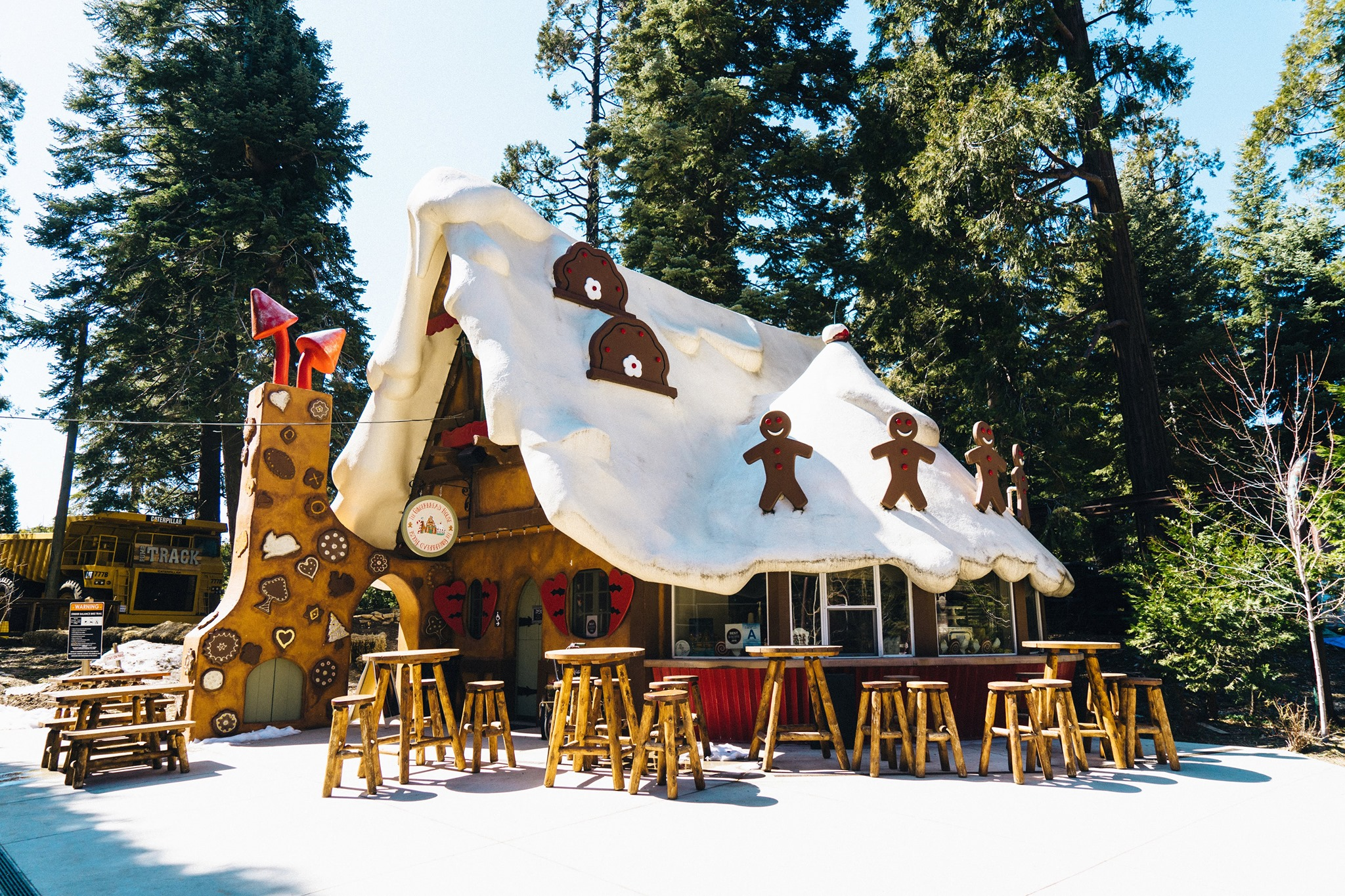Christmas In Southern California Isn't Complete Until You've Made A Visit To Skypark At Santa's Village