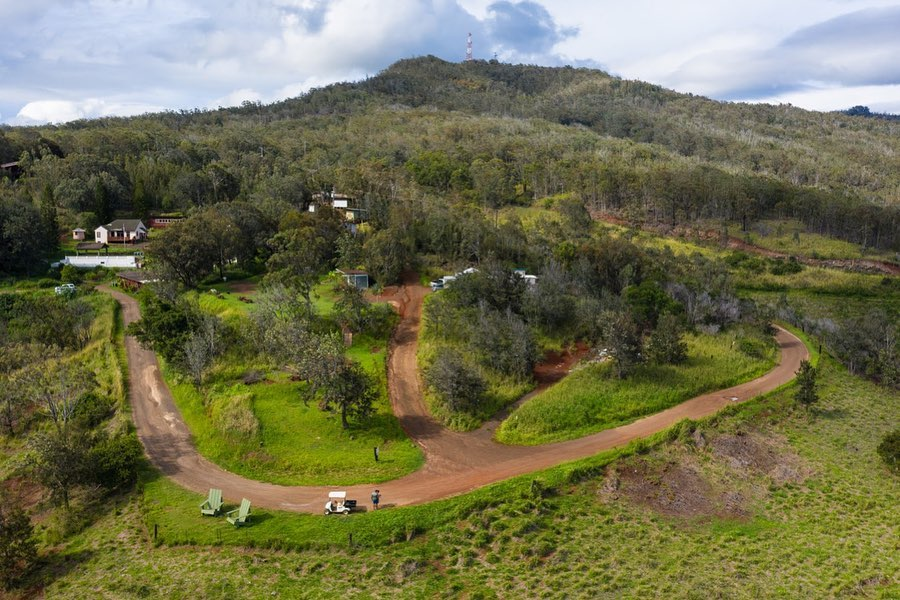 Get Off-The-Beaten-Path At Hawaii's Captivating Camp Palehua