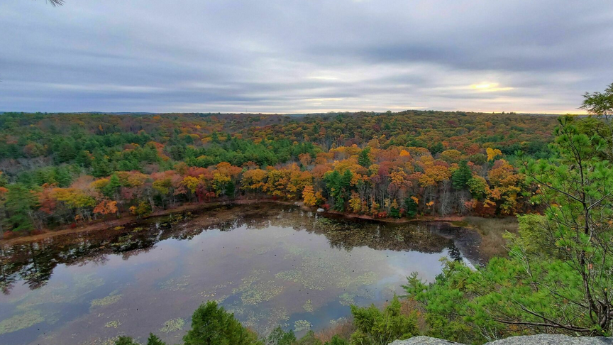 Experience Connecticut's Fascinating Industrial History At Old Furnace State Park