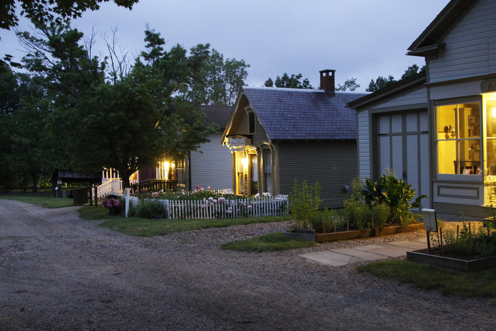 Stroll Back In Time Through Ohio Life In The 1800s At Century Village