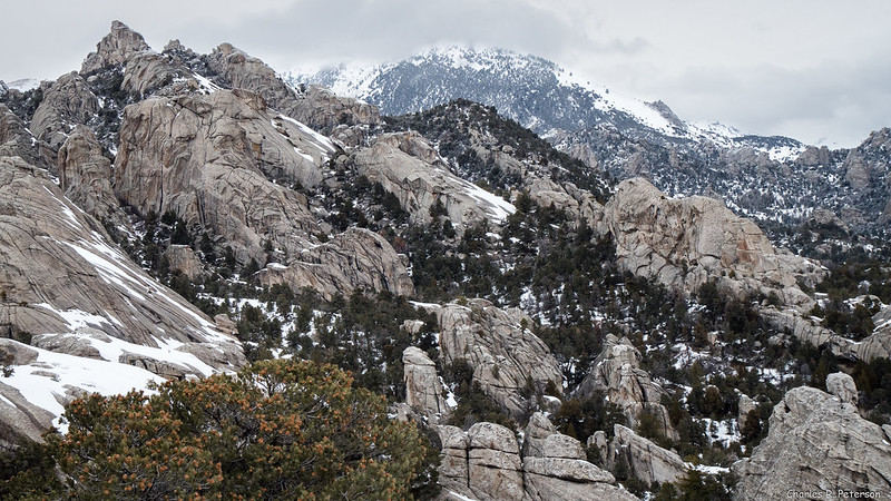 City Of Rocks In Idaho Is An Especially Breathtaking Adventure Destination In Winter