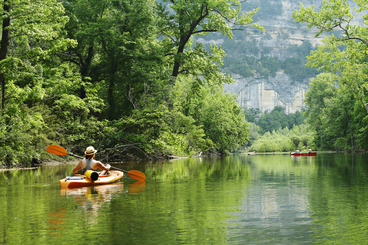 Arkansas' Buffalo National River Is Hands-Down One Of The Most Beautiful Sights In The U.S.