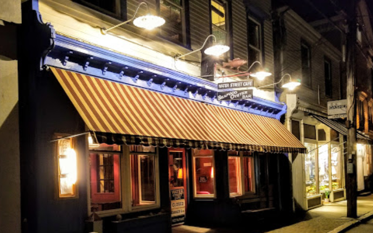 Home To An Impressive Oyster Bar, Water Street Cafe Is A Delicious Connecticut Gem