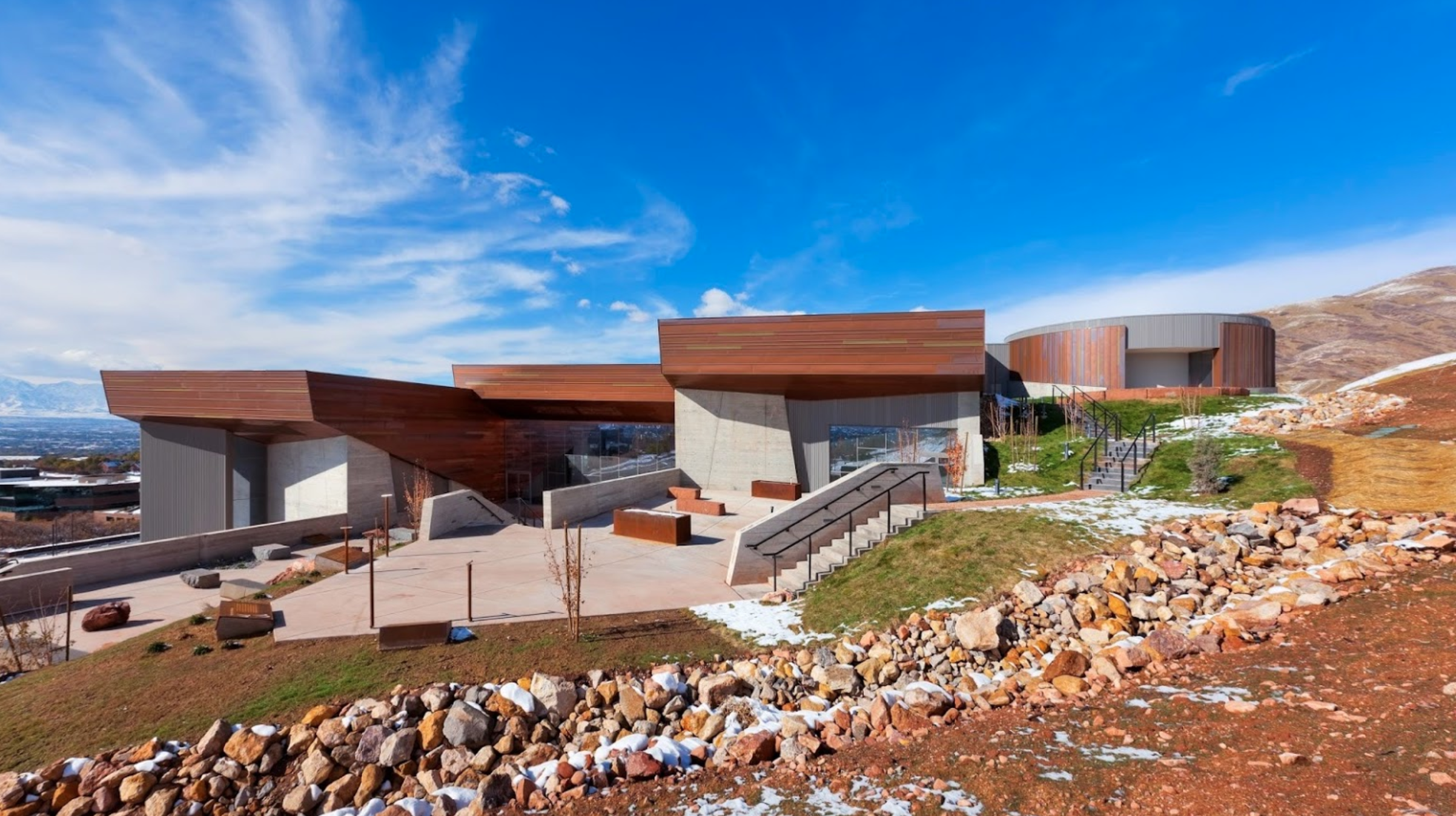 The 163,000-Square-Foot Rio Tinto Center Is One Of Utah's Most Beautiful Buildings