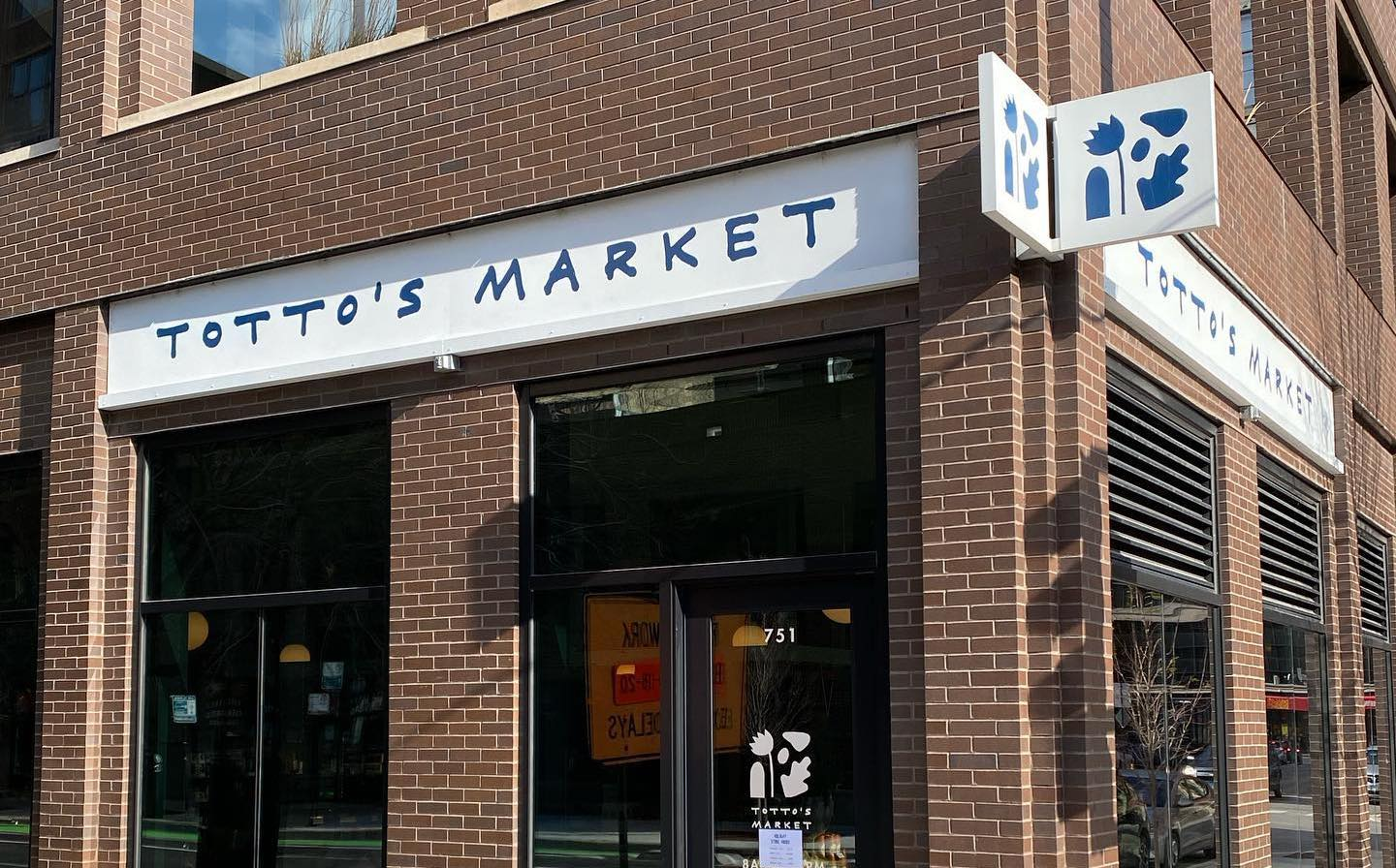 Grab A Gourmet Sandwich And Stock Up The Kitchen At The Wonderfully Unique Totto's Market In Illinois